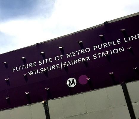 Los Angeles purple line metro