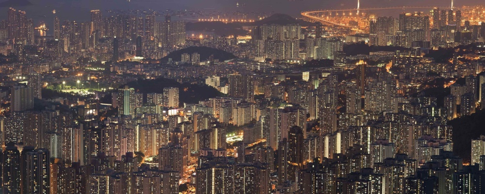 Hong Kong's property market is the world's most expensive (c) David Feehan