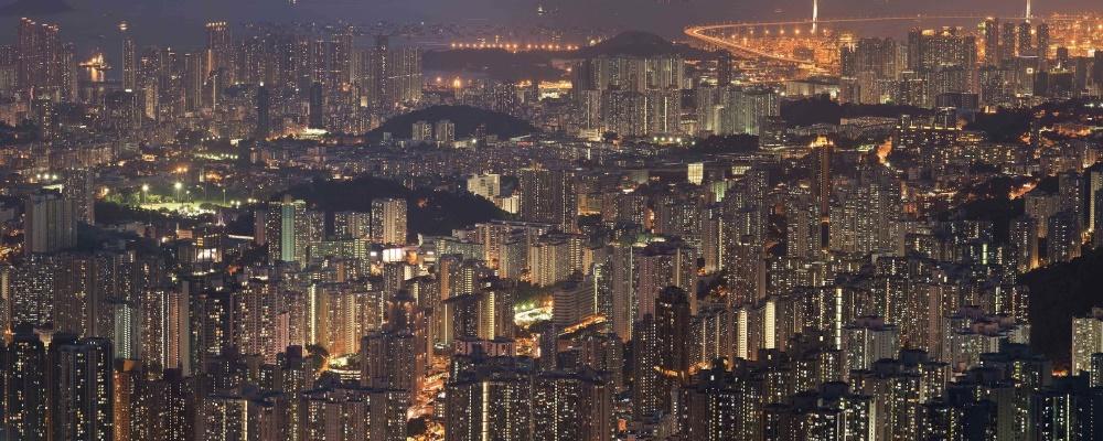 Hong Kong's property market