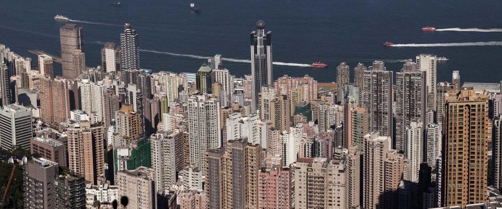 Hong Kong Island (c) David Feehan