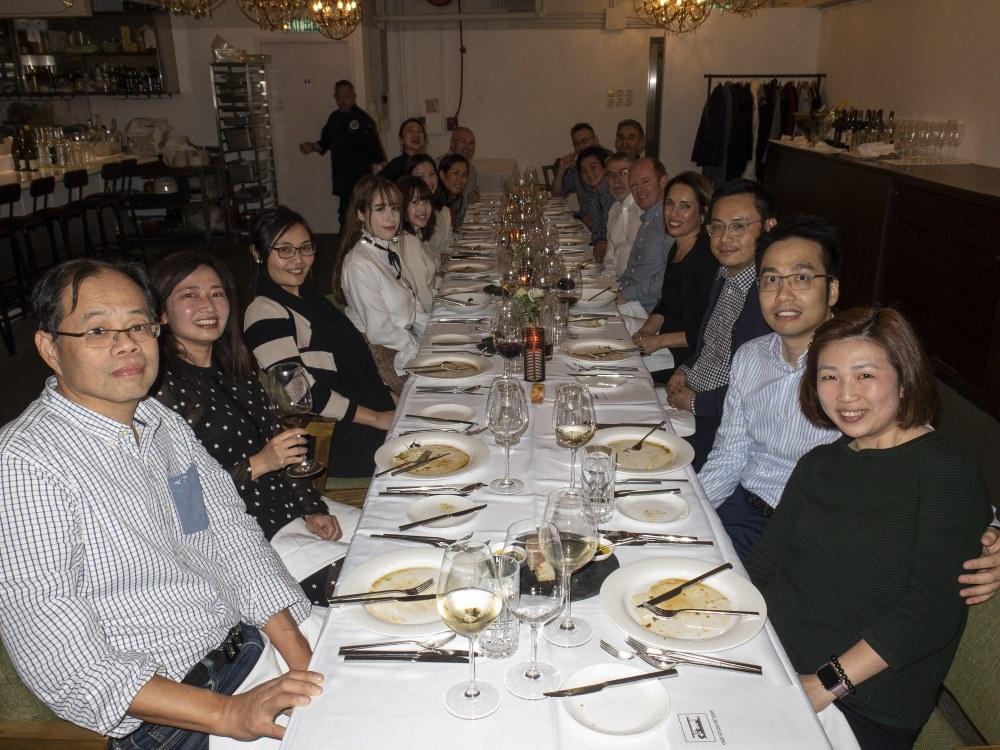 CDC christmas dinner