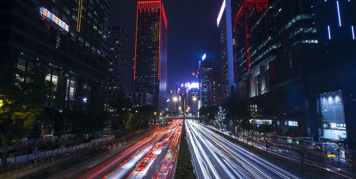 Wanchai Rush Hour