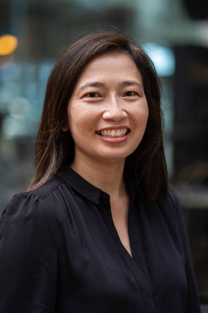 Judy Gin - Senior consultant