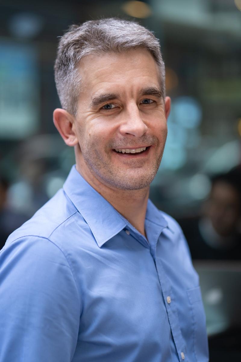 Simon Wilde - Senior Consultant