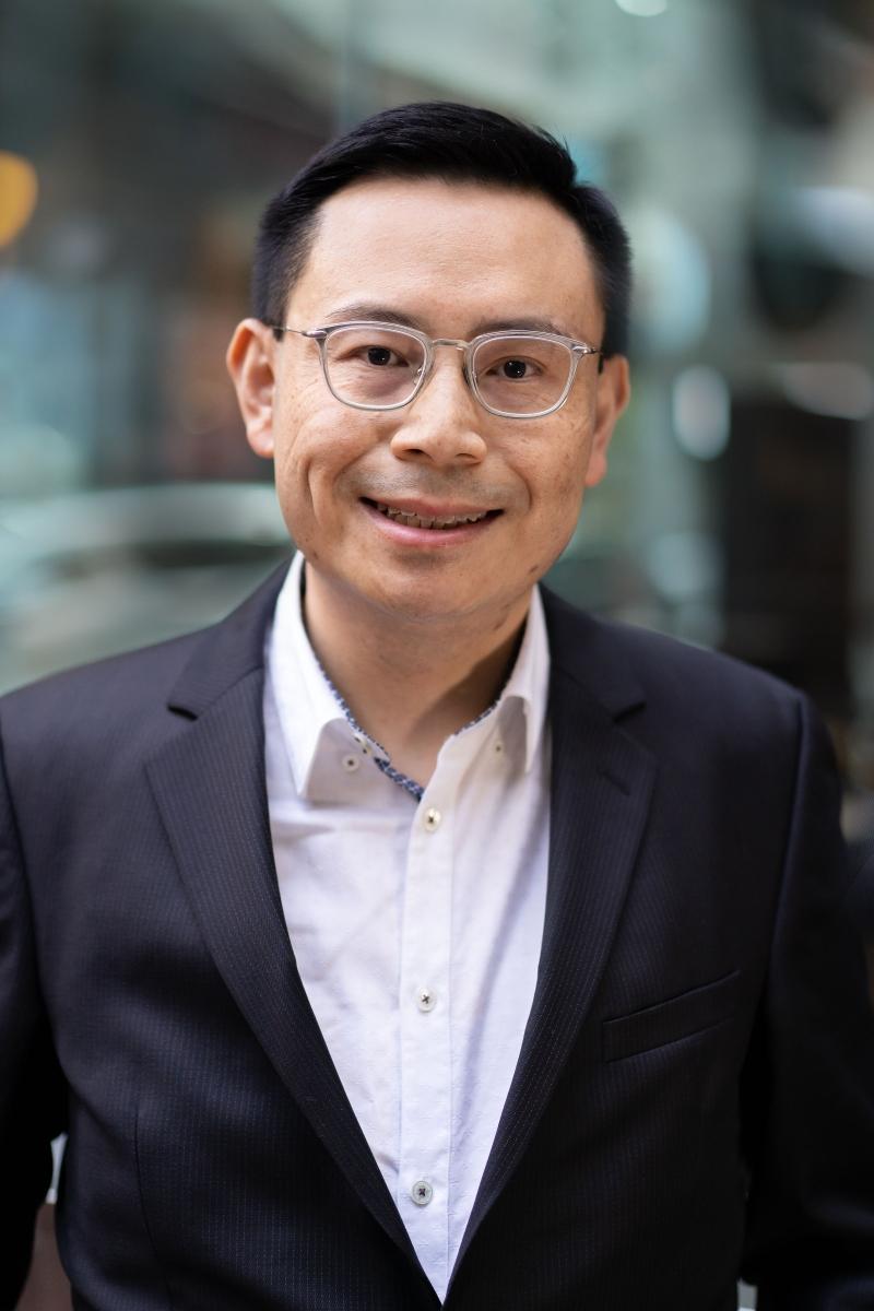 Sunny Pang - Senior Consultant