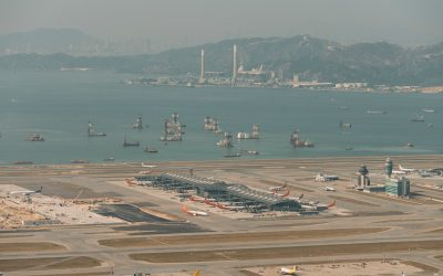 Midfield Terminal, Hong Kong International Airport