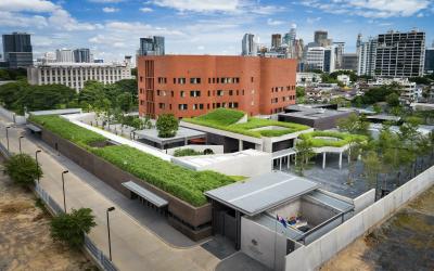 Australian Embassy Complex, Bangkok