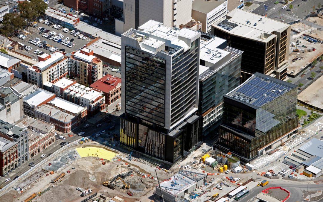 Kings Square 1 Commercial Development