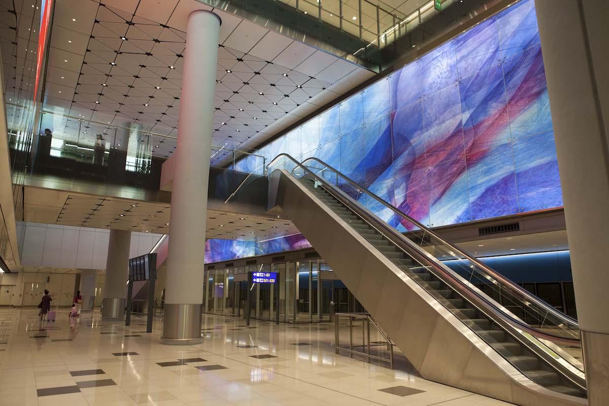 Hong Kong International Airport Midfield Terminal