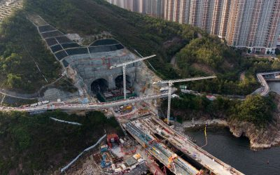 Tseung Kwan O to Lam Tin Tunnel