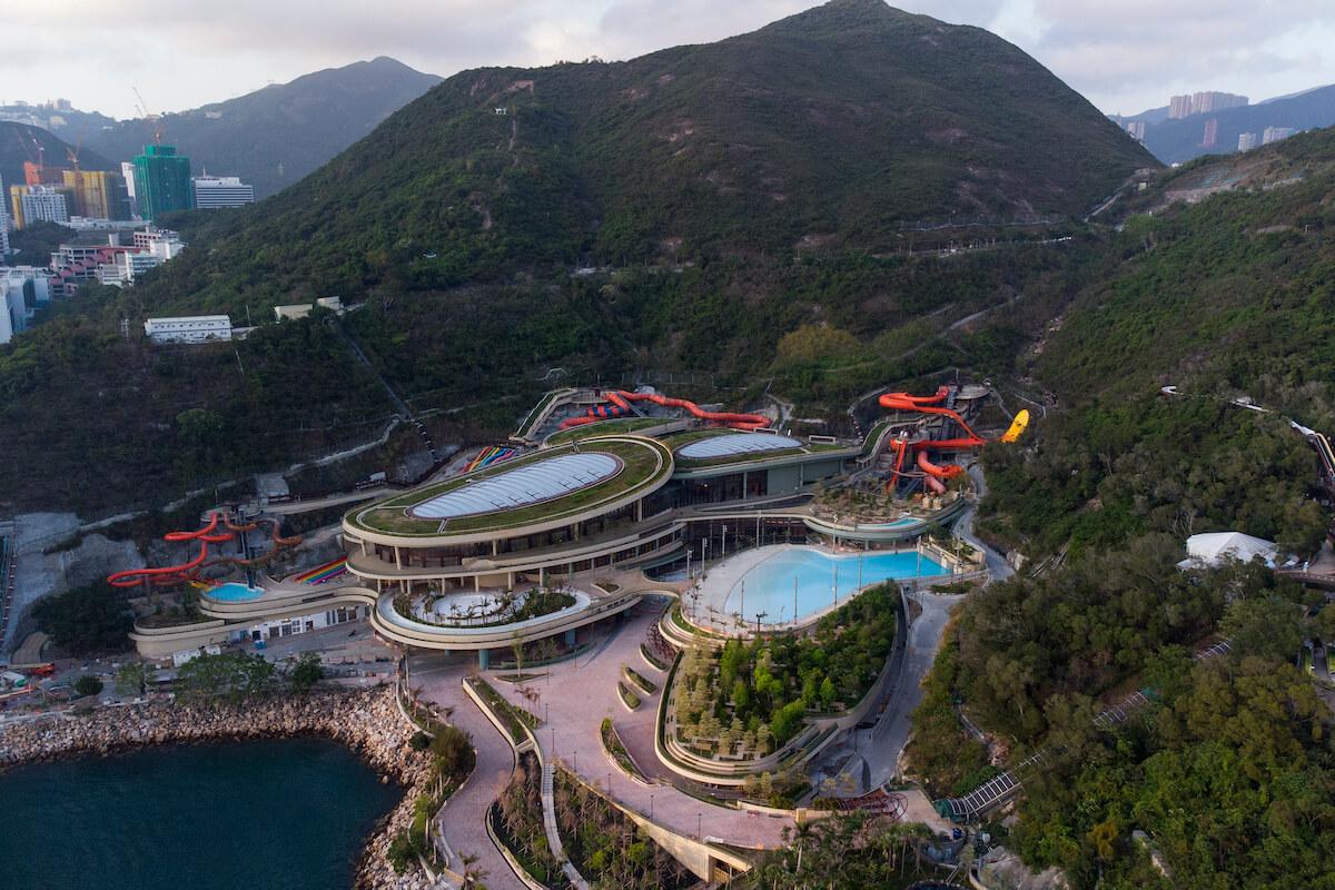 Ocean Park Water World Hong Kong