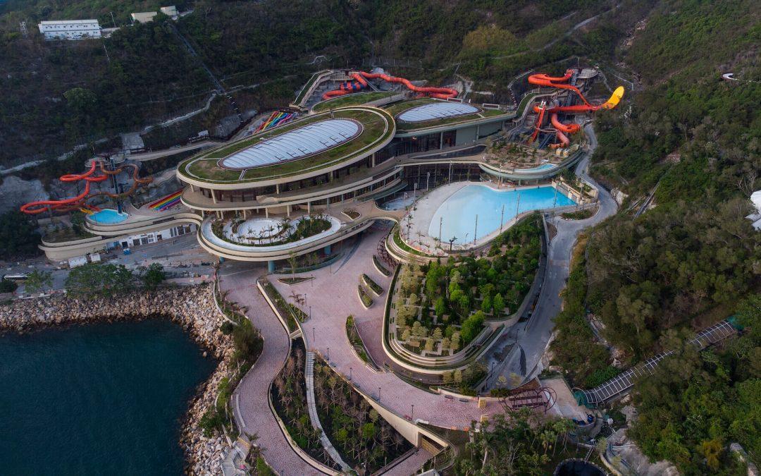 Ocean Park Water World, Hong Kong