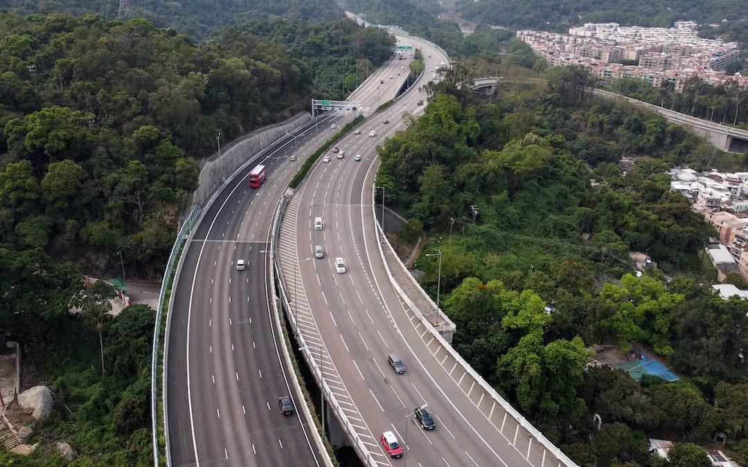 Tolo Highway Widening