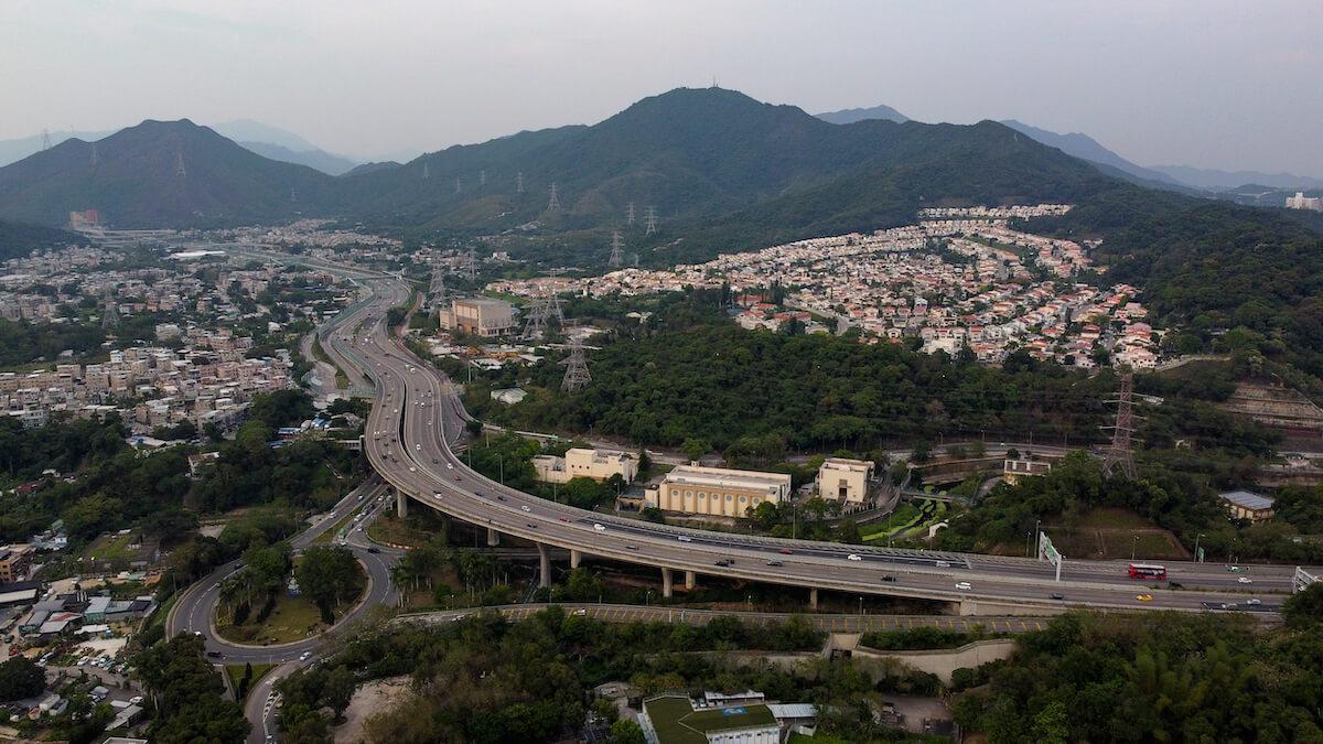 Tolo Highway Hong Kong