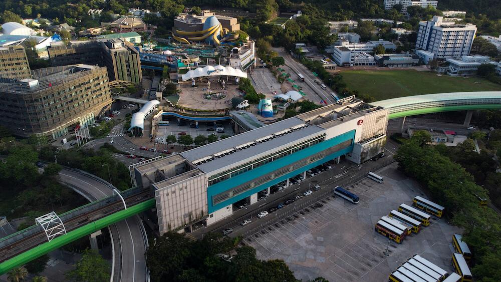 South Island Line – 903 Ocean Park Station