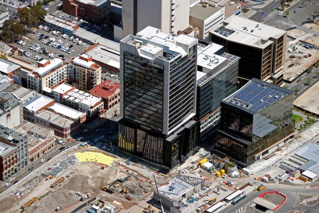 Kings Square 1 Development, Perth