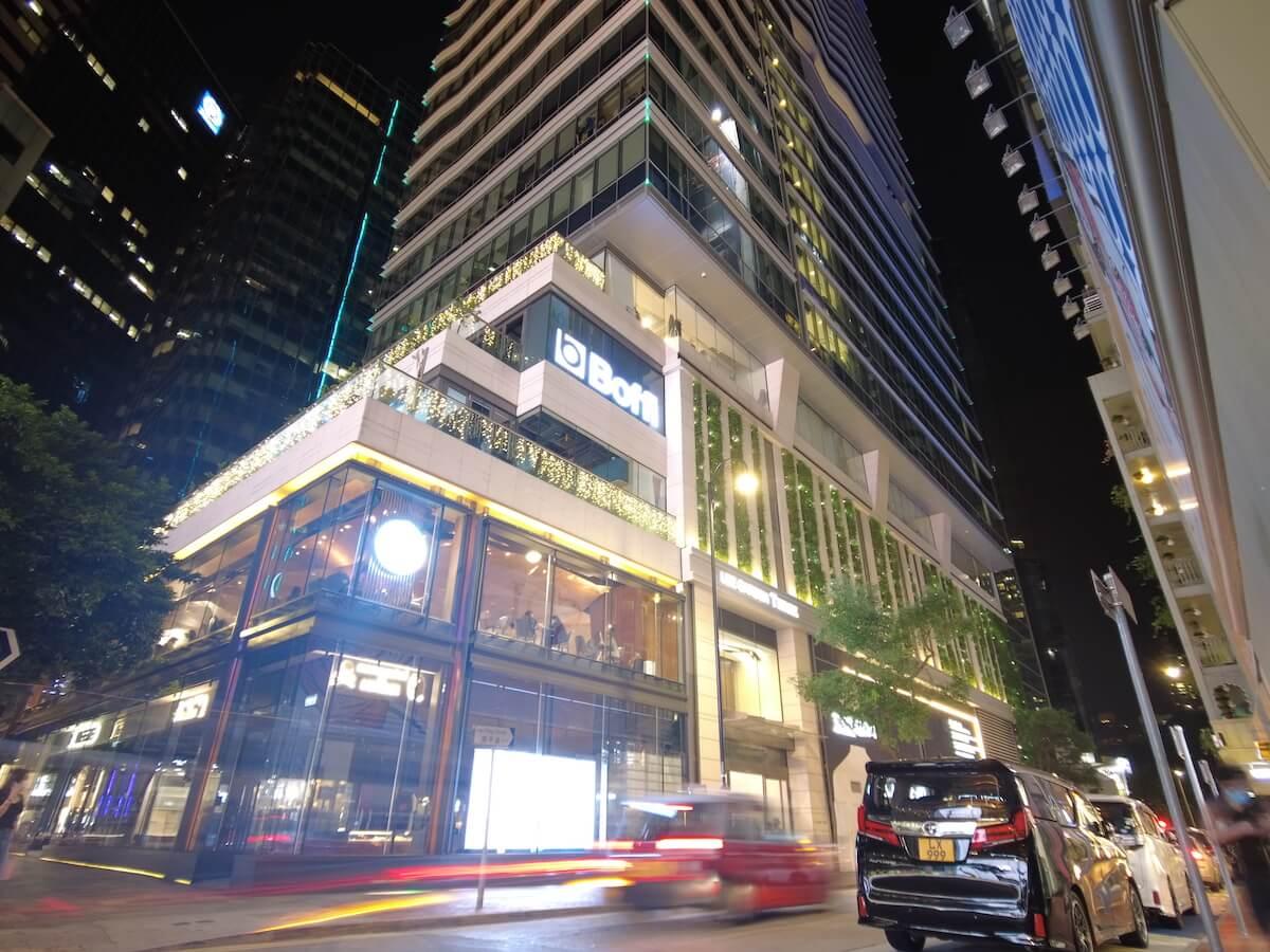 Harmony (Lee Garden) Redevelopment, Causeway Bay, Hong Kong