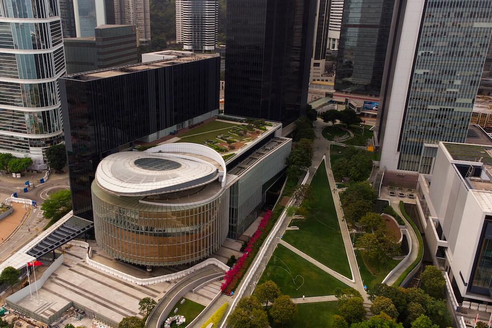 Hong Kong Government Legislative Council Building