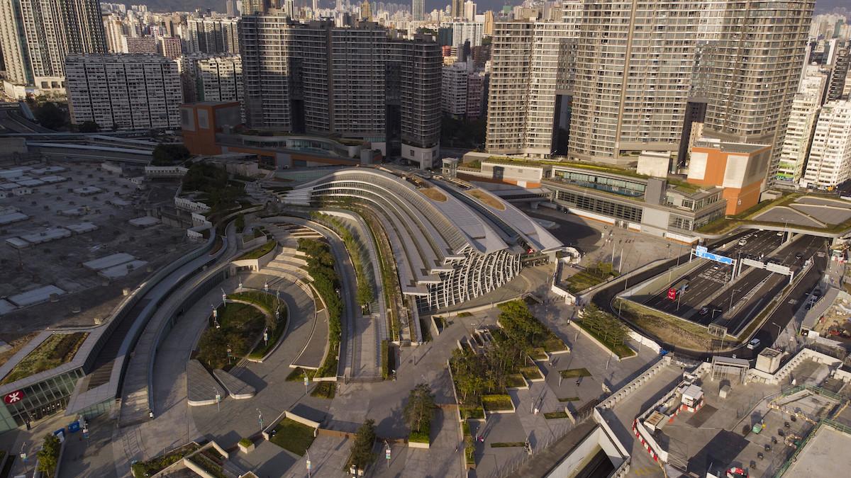 mtr express rail kowloon terminus